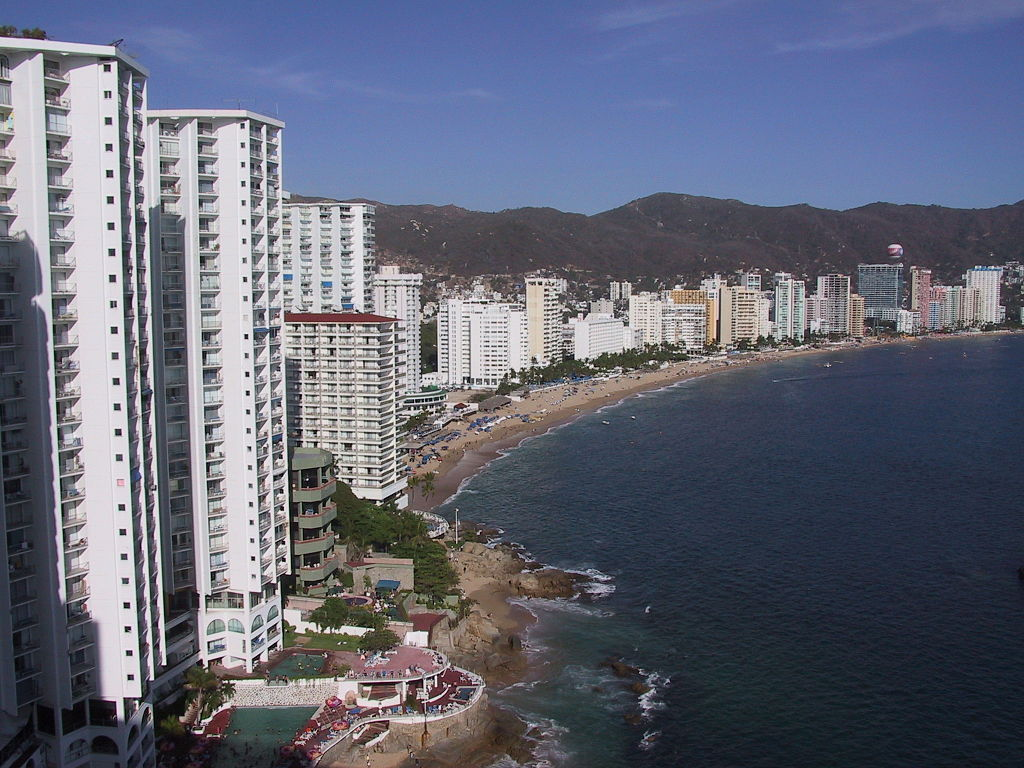 Cheap Flights San Antonio To Acapulco 249 R T Aeromexico