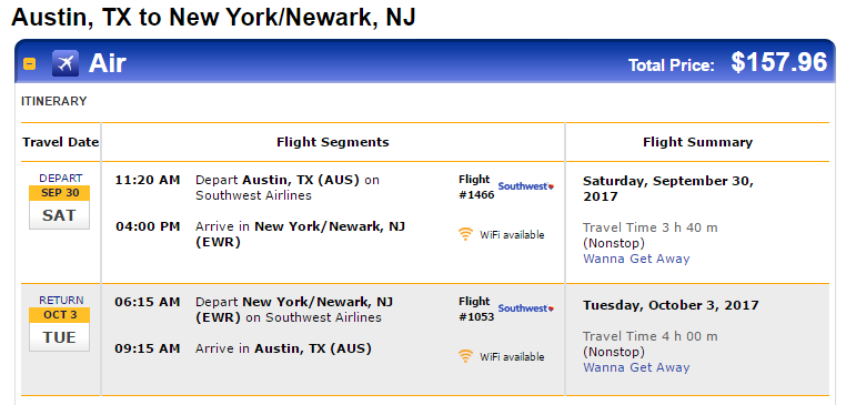 Cheapest Flight Tickets To New York - United Airlines and Travelling