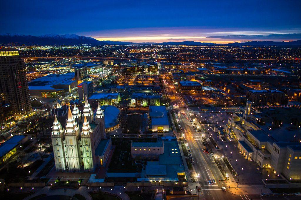 Nonstop Flights San Antonio To Salt Lake City 157 R T